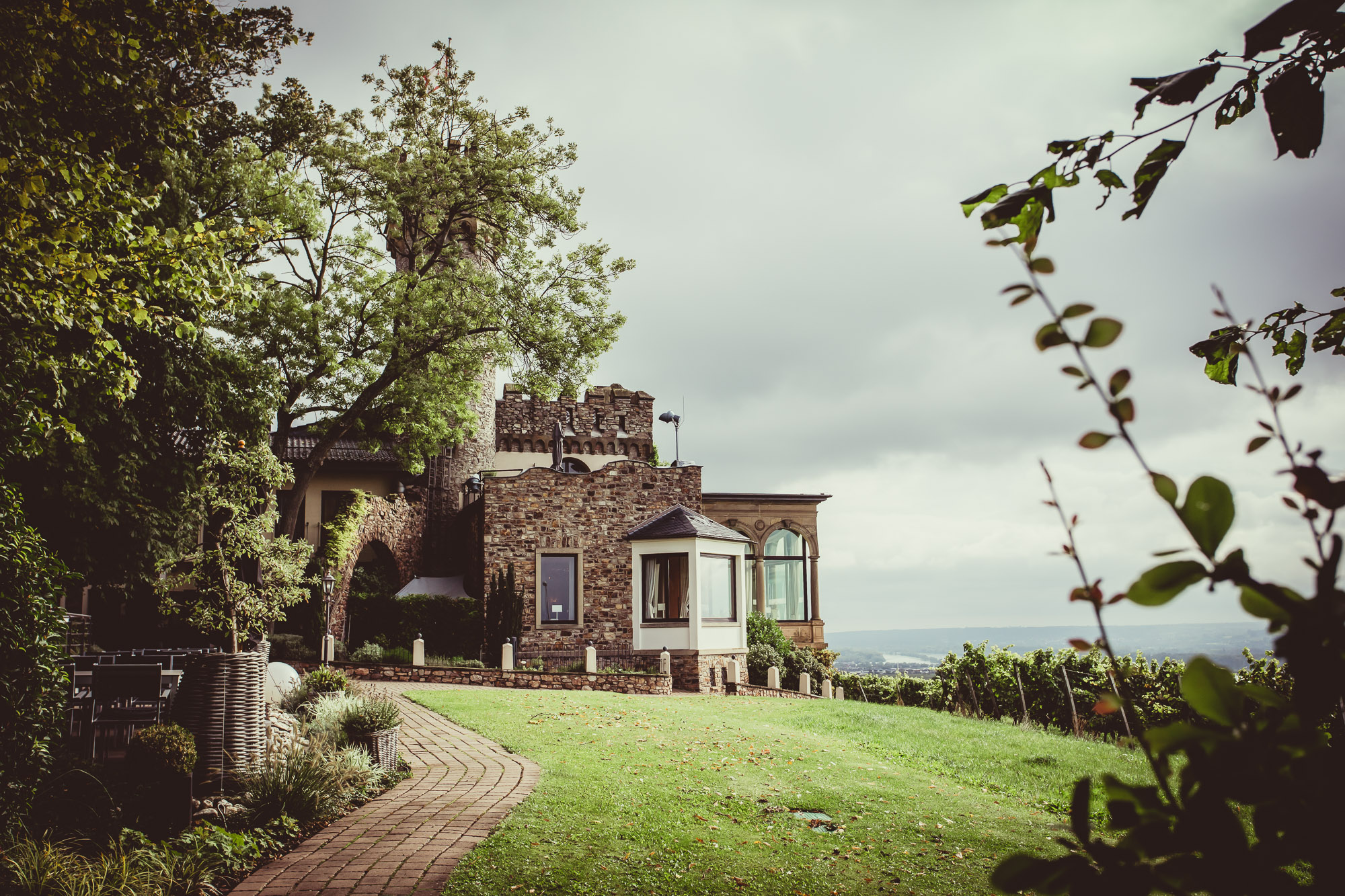 Hochzeit Burg Schwarzenstein Geisenheim-1